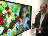 Les télés du futur présentées à Berlin