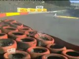 GP3 2012 Spa-Francorchamps Big Crash Creegan