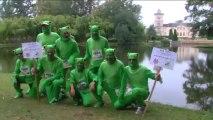 Marathon du Médoc : déguisements - costume running