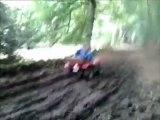 Balade en motos&quads.