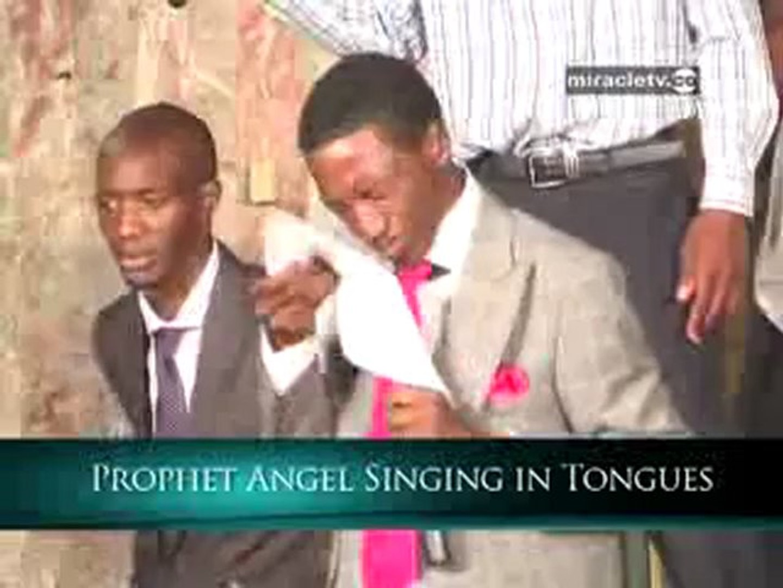 Prophet Uebert Angel - Spirit Embassy