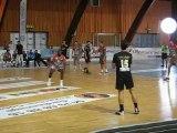 Masters Handball Grenoble : Saint-Raphaël vs Dunkerque - Nagy