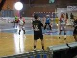 Masters Handball Grenoble : Saint-Raphaël vs Dunkerque - Siakam