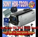 BEST BUY Sony HDR-TD20V High Definition Handycam 20.4 MP 3D Camcorder with 10x Optical Zoom and 64 GB Embedded Memory + Extended Li...