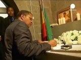 Ethiopie : funérailles nationales pour Meles Zenawi