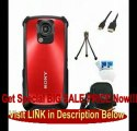 Sony MHS-TS22 Bloggie Sport HD Camera Value Bundle (Red)