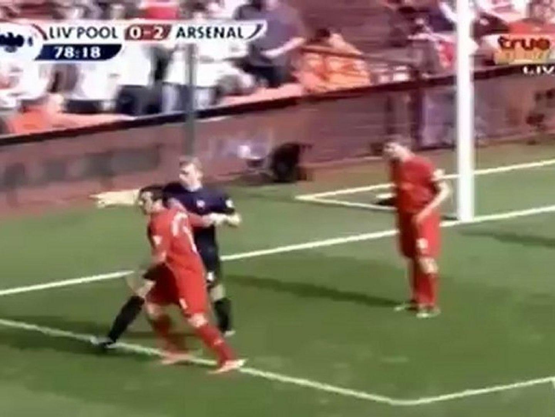 Trực tiếp Liverpool - Arsenal Gia tăng cách biệt-truc tiep liverpool