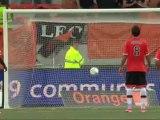 FC Lorient (FCL) - AS Nancy Lorraine (ASNL) Le résumé du match (4ème journée) - saison 2012/2013
