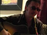 Richard Hawley - Long Black Veil (Johnny Cash cover) - Live