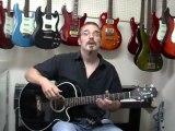 Acoustic guitar lessons, lear acoustic guitar at Académie de musique LaSalle inc.