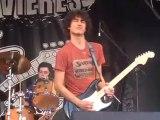 Justin Saladino Band Trois-Rivières 2012