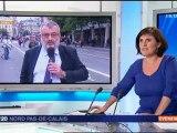 Braderie de Lille 2012 : pas d'incidents majeurs