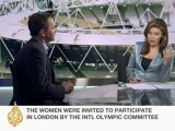 Saudi confirms female Olympic participation