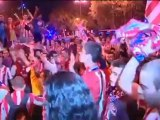 Deportes / Fútbol; Supercopa, Los atléticos de Supercopa en Neptuno