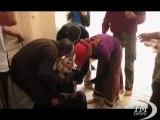 L'attivista che filma la morte per testimoniare l'orrore in Siria. Da 18 mesi registra tutte le vittime a Qusari