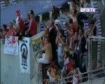 Just Fontaine donne le coup d'envoi de TFC-Reims