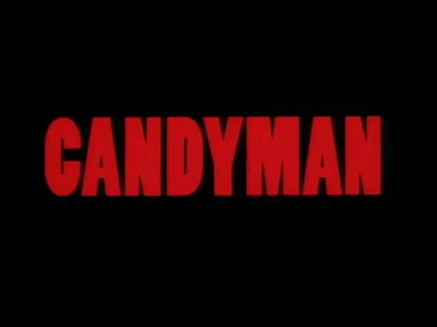Candyman (1992) - Official Trailer [VO-HQ]
