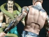 Toy Spot - MattelWWE AllstarsJake The Snake RobertsVSRandy Orton