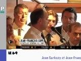 Zapping Actu du 06 Septembre 2012 - Destruction d'une barre d'immeuble, Rencontre Jean Sarkozy et Jean-François Copé