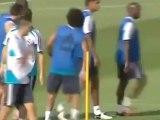 Deportes / Fútbol; Real Madrid, Cristiano no está triste por dinero