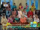 Good Morning Pakistan By Ary Digital - 4th September 2012 - Part 1/4