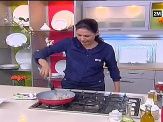 salade choumicha recette artichaut gratine epinard mozzarella