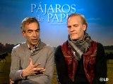 Emilio Aragón, Imanol Arias y Carmen Machi hablan sobre su película Pájaros de papel