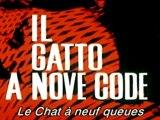 Le Chat à Neuf Queues - Dario Argento