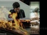 Alejandro Sanz publica la portada de su nuevo disco