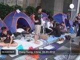 Honk Kong: des cours de patriotisme chinois... - no comment