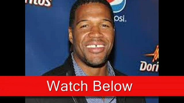 Michael Strahan Joins Kelly Ripa on ABC's 'Live!' Video