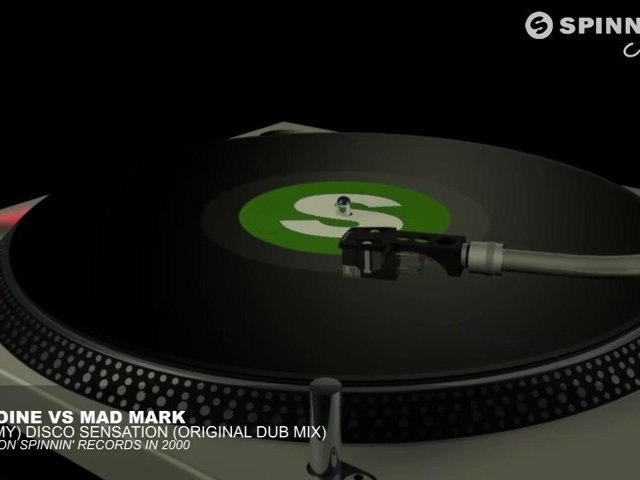 DJ Antoine vs Madmark - (You're My) Disco Sensation (Original Dub Mix) | Godialy.com