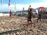 Beach Tennis : retour sur les championnats de France 2012