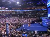 Michelle Obama speech well received at DNC