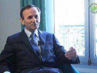 Interview de Yves Bernheim