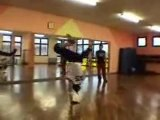Insane breakdancing moves