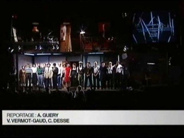 Une Cerise Noire - JT 20h - France2 - 28août2012
