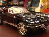 CGR Garage - 1963 CORVETTE 1/18th scale Ertl car review