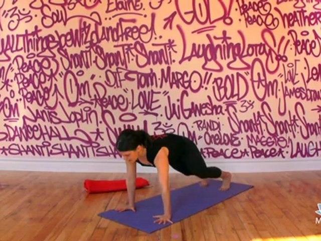 Mary Dana Abbott: Strength and Grace Lotus Flow