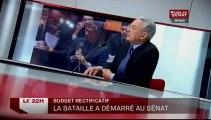 Le 22h - Invités : Claude Dilain, Philippe Dallier, Jean Arthuis et Alain Vidalies