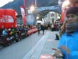 UTMB 2012 - Stéphane Finisher