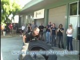 Rise Above Strongman Competition - Winning the Tire Flip