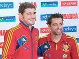 Deportes / Fútbol; Iker y Xavi obtienen el Premio Príncipe de Asturias de los Deportes 2012