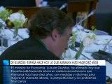 De Guindos: España hace hoy lo que Alemania hizo hace diez años