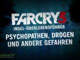 """Far Cry 3   Insel-Überlebensführer Teil 2: """"Psychopathen, Drogen & Mehr"""" (Deutsch) 2012   FULL HD"""