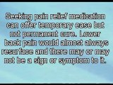 Jason Meyer's Wellness Treatments for Lower Back Pain