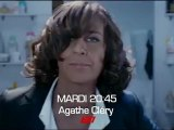Agathe Clery Mardi 14 Aout 2012 a 20.45 sur EG1