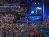 President Obama's speech at Democratic National Convention