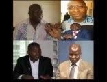 LES GRANDES GUEULES : Démission de Louncény (Thierno Saidou Bayo, Kiridi Bangoura, Etienne Soropogui, Moustapha Naité). Le CNT mis en cause (Dansa Kourouma).