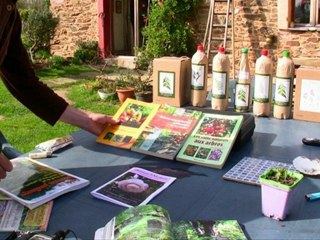 Le jardin de Patrick Goater, ép 3 : les extraits végétaux fermentés